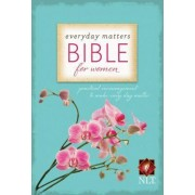Everyday Matters Bible for Women-NLT by Hendrickson Bibles