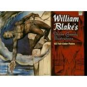 William Blake's Divine Comedy Illustrations by William Blake