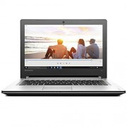 Lenovo Ideapad 300-15ISK 80Q700DWIN 15.6-inch Laptop (Core i5-6200U/4GB/1TB/DOS/2GB Graphics), Silver