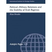 Political-Military Relations and the Stability of Arab Regimes by Risa Brooks