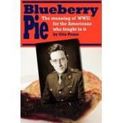 Blueberry Pie by Otis Pease