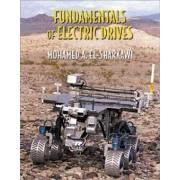 Fundamentals of Electric Drives by Mohamed El-Sharkawi