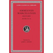 Works: v.2 by Ammianus Marcellinus