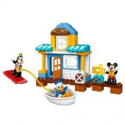 Lego DUPLO 10827 Myszki Mickey domek na plaży - Gwarancja terminu lub 50 zł! BEZPŁATNY ODBIÓR: WROCŁAW!