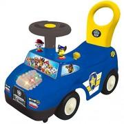 AK Sport 0706143 - Paw Patrol Chase polizia Ride-On, antiscivolo veicoli
