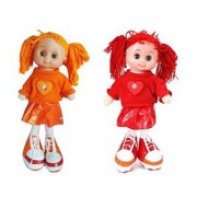 Kritika's Musical doll with LED light 15 inch - SET OF 2
