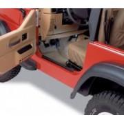 Protectie Praguri Usi - HighRock 4x4 pt. 97-06 Jeep Wrangler TJ & Unlimited