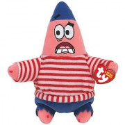 Ty Beanie Baby First Mate Patrick