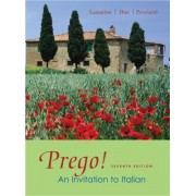 Workbook to accompany Prego! An Invitation to Italian by Graziana Lazzarino