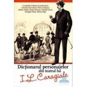 Dictionarul personajelor din teatrul lui I.L. Caragiale - Constantin Cublesan