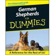German Shepherds for Dummies by D. Caroline Coile