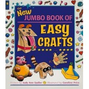New Jumbo Book of Easy Crafts by Judy Ann Sadler