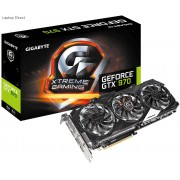 Gigabyte GV-N970Xtreme-4GD 4Gb/4096mb DDR5 256bit Graphics Card