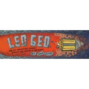 Leo Geo and His Miraculous Journey Through the Center of the Earth by Jon Chad