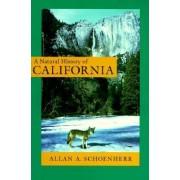 A Natural History of California by Allan A. Schoenherr