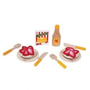 Hape - Playfully Delicious - Pancake Breakfast With Strawberries And Syrup