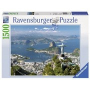 PUZZLE VEDERE DIN RIO 1500 PIESE Ravensburger
