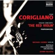 J. Corigliano - Violin Concerto/ Phantasma (0636943967126) (1 CD)