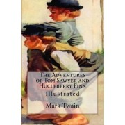 The Adventures of Tom Sawyer and Hucleberry Finn by Mark Twain