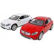 Rastar: Mercedes-Benz accionado por control remoto GLA-Class 01:14 BLANCO
