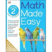 Math Made Easy: Second Grade by Sean McArdle