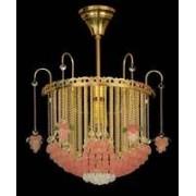 Pendant crystal chandelier 6080 01/06-3635/70/00S