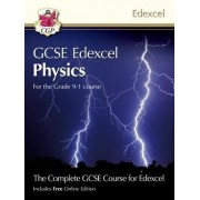 New Grade 9-1 GCSE Physics for Edexcel: Student Book with Online Edition by CGP Books
