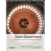 Open Government by Daniel Lathrop