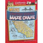 United States Maze Craze by Viki Woodworth