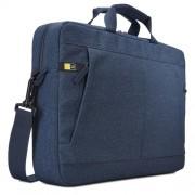 "Geanta laptop Case Logic Huxton 15"" Attache, blue,HUXA115B"