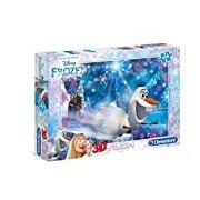 Clementoni - 20603.2 - 3D Jigsaw Puzzle - 104 Pieces - The Snow Queen