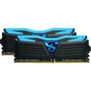 D4 8GB 2400-16 Super Luce bk/bu K2