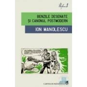 Benzile desenate si canonul postmodern - Ion Manolescu