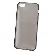 Husa de protectie Slim NEVOX StyleShell Flex pentru Apple iPhone SE/5s/5, Clear Black