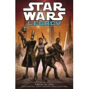 Star Wars Legacy - Empire of One: v.II, Bk.4 by Corinna Sarah Bechko