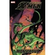 Astonishing X-men - Vol. 7: Monstrous by Sara Pichelli