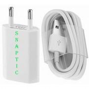 Snaptic USB Travel Charger for iBall Andi 3.5KKe Winner