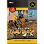 John Deere Earth Mover Action DVD - JDEARTH