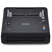 Scanner WorkForce DS-860N, Color, A3, ADF, Duplex, Retea, Negru