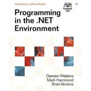 Programming in the .Net Environment by Damien Watkins