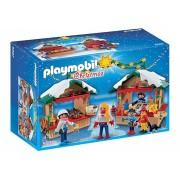 PLAYMOBIL Christmas: De kerstmarkt (5587)