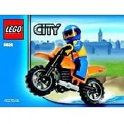 Lego City Set #5626 Coast Guard Bike