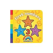 Rainbow Chunkies: First Numbers