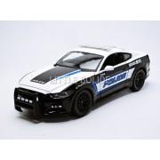 Maisto - 1/18 - Ford - Mustang - Gt Police Usa - 2015 - 36203pol-Maisto
