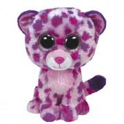 Jucarie Plus Meteor - Baby Leopard Roz - 15 Cm - TY36085