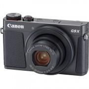Canon powershot g9 x mark ii - nera - 2 anni di garanzia