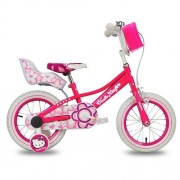 Bicicleta copii Hello Kitty Shinny 14""