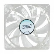 Ventilator Deepcool Xfan 120L transparent led red