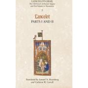 Lancelot-Grail: Lancelot v. 3, Pt. 1 & 2 by Norris J. Lacy