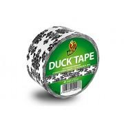 Ducktape 104224 Ornament Cinta Adhesiva de Tela, 48 mm x 9.1 m